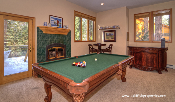 Billiard Room - First Floor